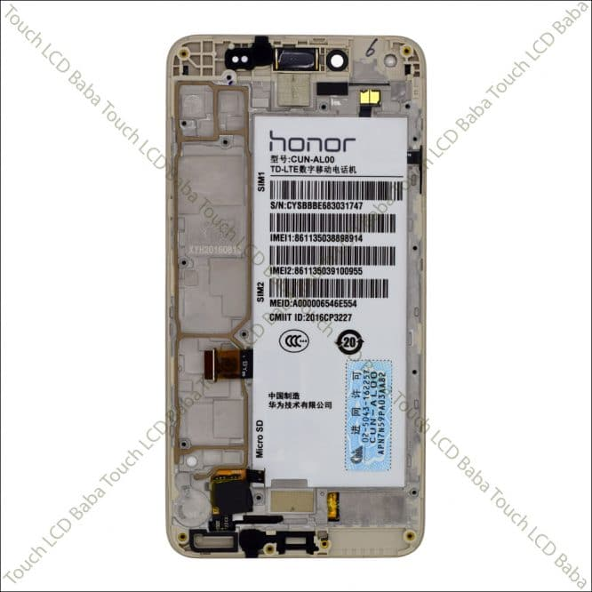 Honor Bee 4G Folder