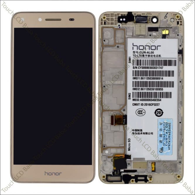 Honor Bee 4G Screen Replacement