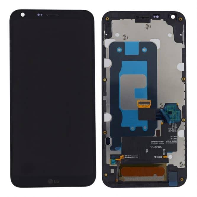LG Q6 Screen Damaged