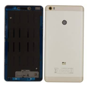 Mi Max Complete Housing Body