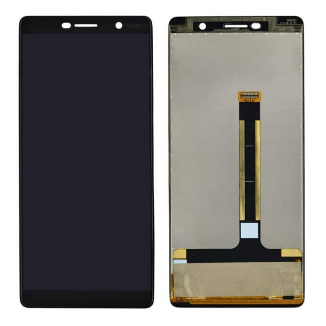 Nokia 7 Plus Combo Broken
