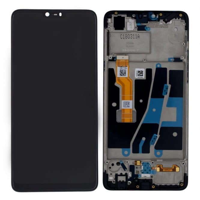 Oppo F7 With Frame Combo