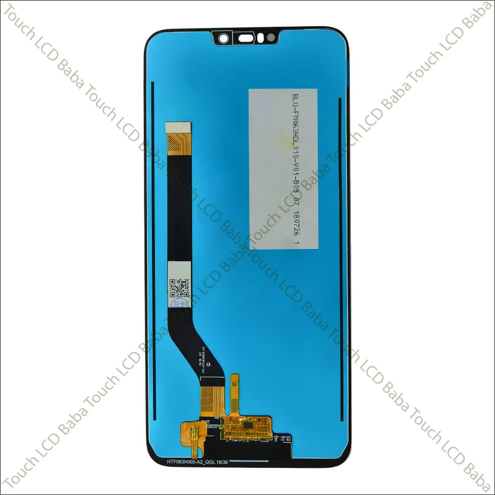 Honor 8C Display and Touch Screen Glass Combo BKK-AL10 - Touch LCD Baba
