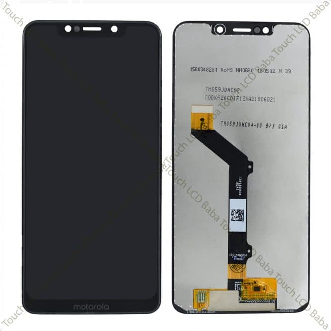 Moto One Display Replacement