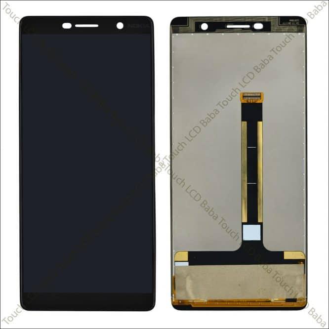 Nokia 7 Plus Display Broken
