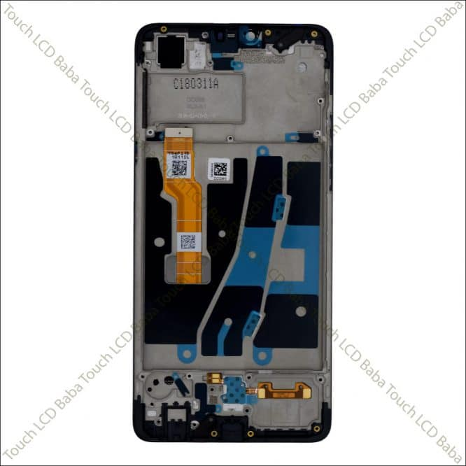 Oppo F7 Display Replacement With Frame
