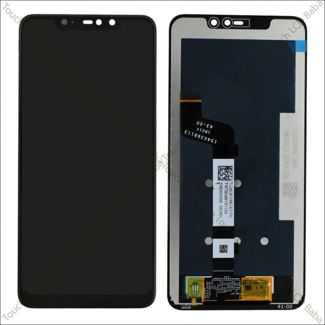 Redmi Note 6 Pro Screen Replacement
