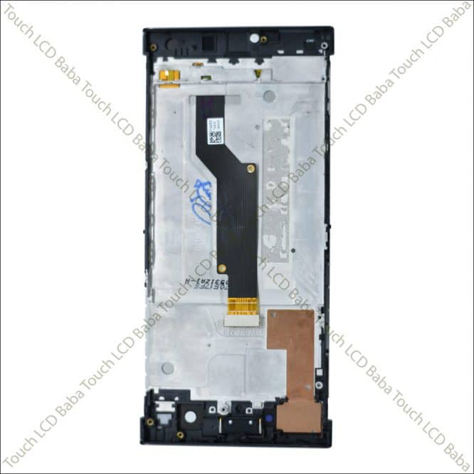 Sony XA1 Screen Damaged