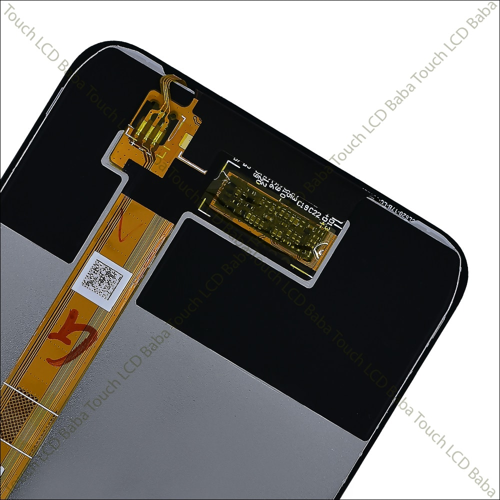 RealMe 3 Display and Touch Screen Glass Combo Replacement RMX1825 - Touch  LCD Baba