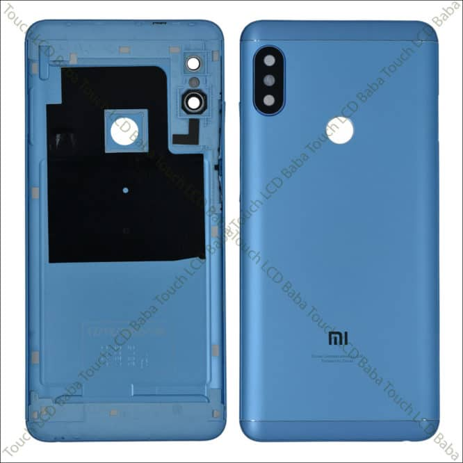 Redmi Note 5 Pro Back Panel Blue