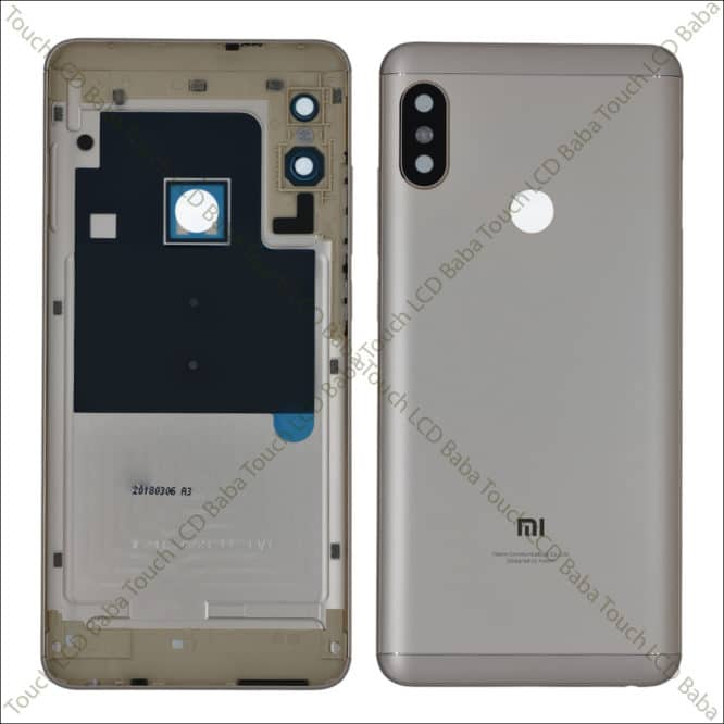 Redmi Note 5 Pro Golden Back