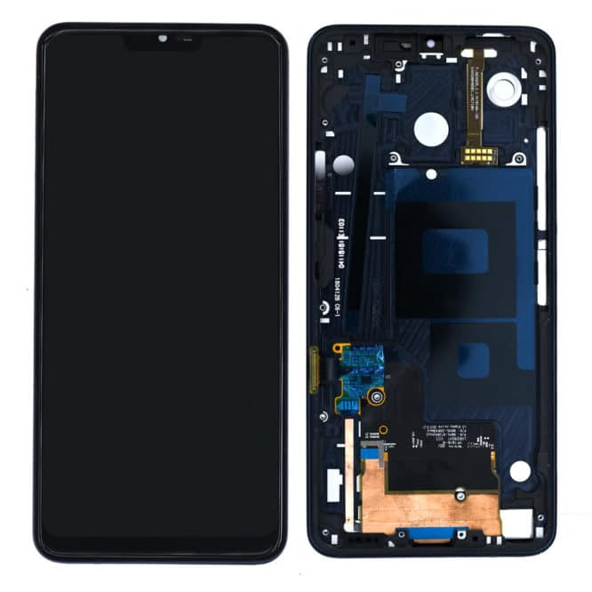 LG G7 Thinq Display Broken