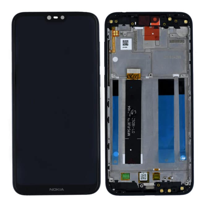 Nokia 6.1 Plus Combo With Frame