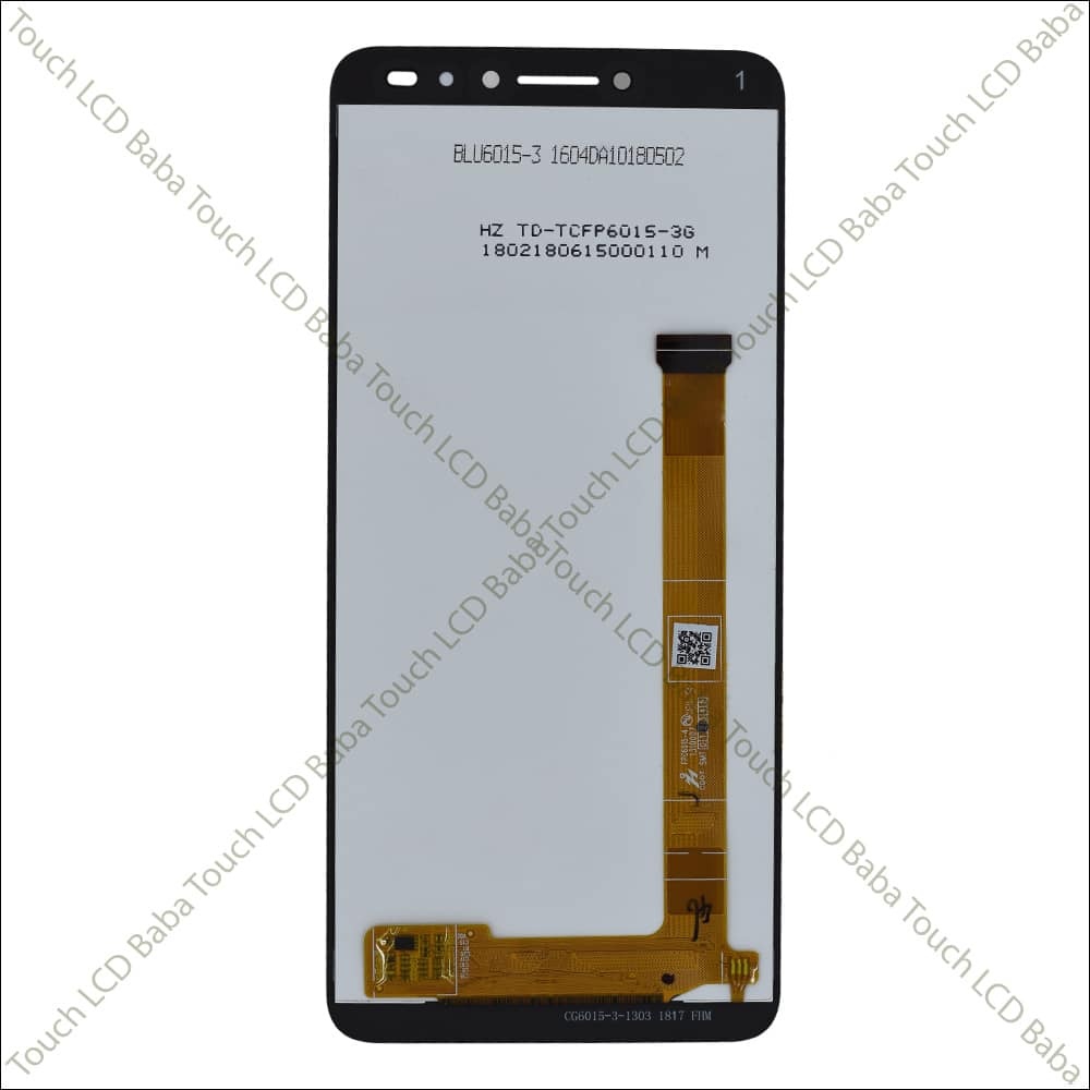 Alcatel 3V Display and Touch Screen Glass Combo Replacement - Touch LCD Baba