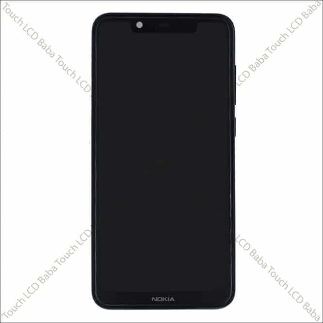Nokia 5.1 Plus Combo Broken