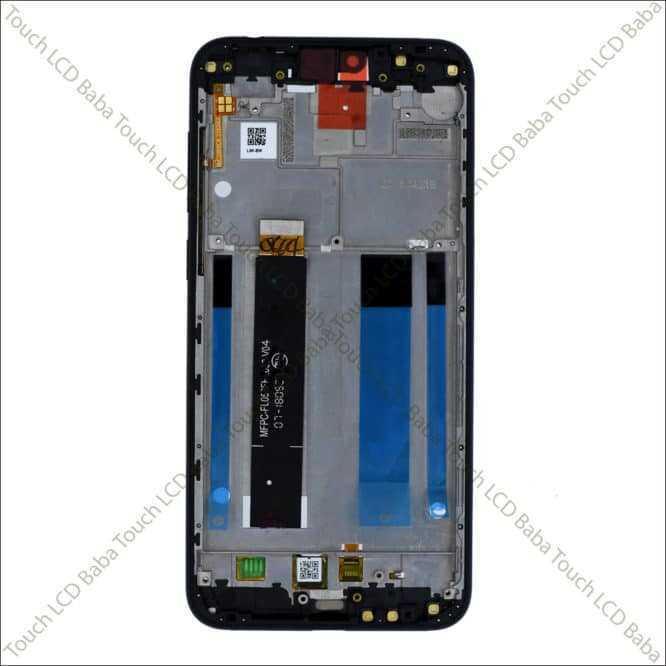 Nokia 6.1 Plus Display Combo With Frame
