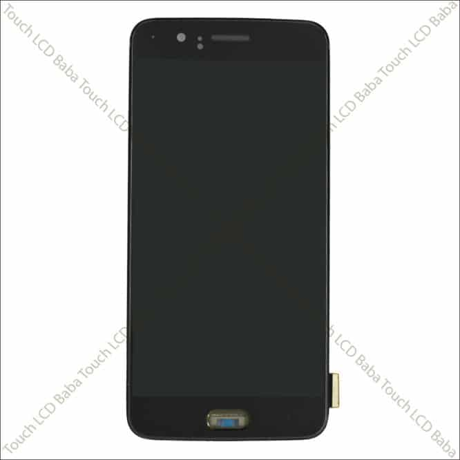 One Plus Five Display With Frame