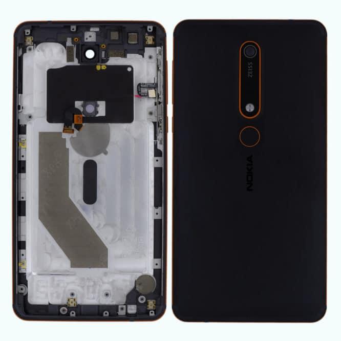 Nokia 6.1 Outer Body
