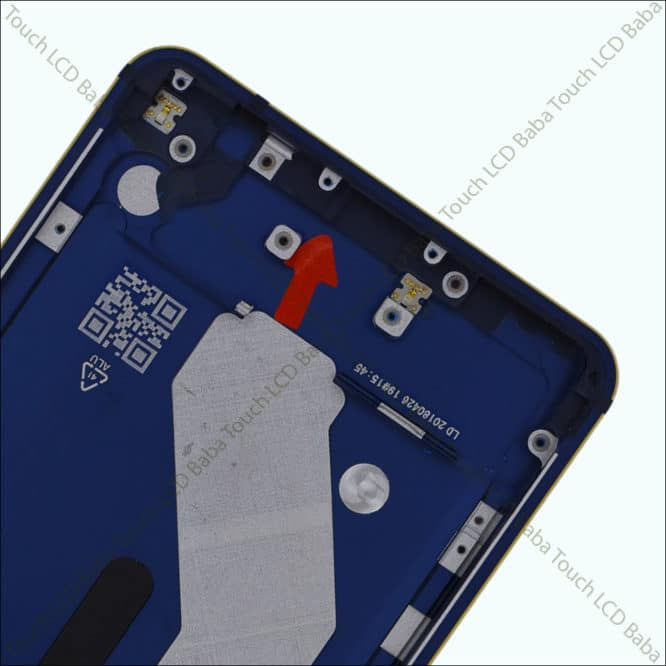 Nokia 6.1 Complete Outer Body