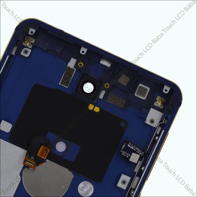 Nokia 6.1 Complete Back Door