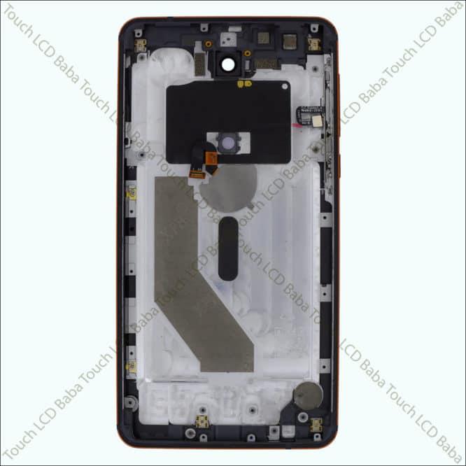 Nokia 6.1 Camera Lens Side Buttons