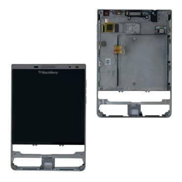 Blackberry Passport Silver Edition Display