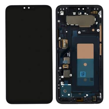 LG V40 Thinq Display With Frame
